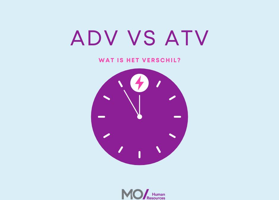 ADV versus ATV