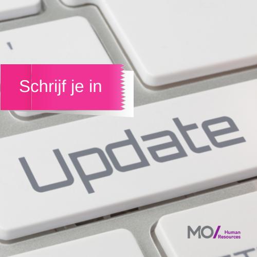 Inschrijven MO-HR Updates