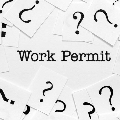 Work Permit (TWV)